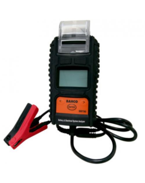 6 & 12 V digital akü test cihazı , yazıcılı