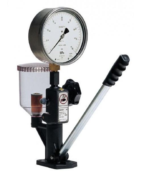 EPS 100 Enjektör ayar saati