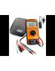 Multimetre Digital, Otomatik Kademeli, True RMS 1000V ve PCye Bağlanma